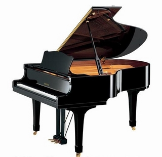 Đàn Piano Yamaha Grand C3 PE